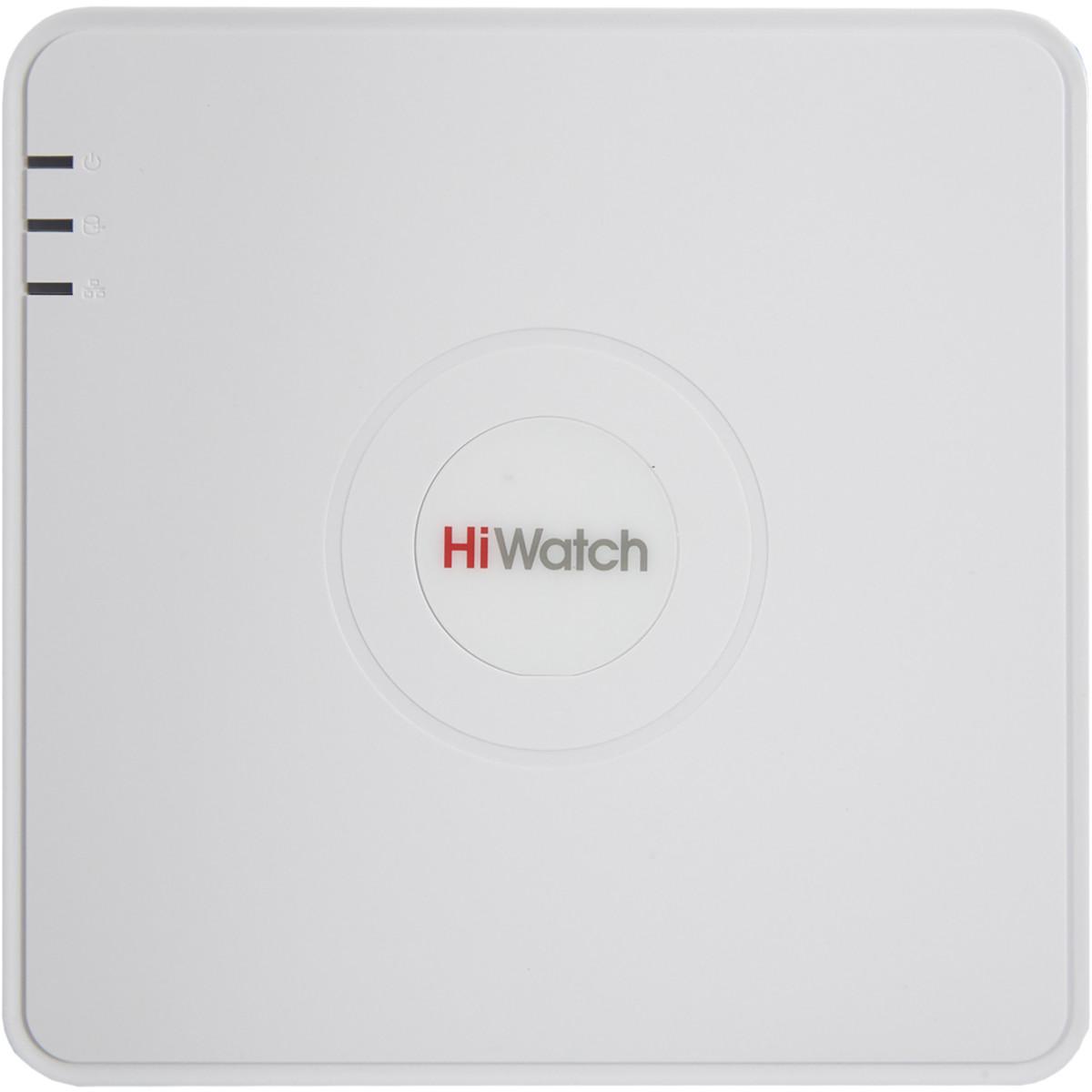 Комплект Регистратор Для Видеонаблюдения Hiwatch Ds-N204(B)