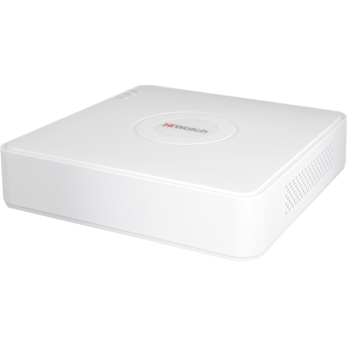 Комплект Регистратор Для Видеонаблюдения Hiwatch Ds-H108g