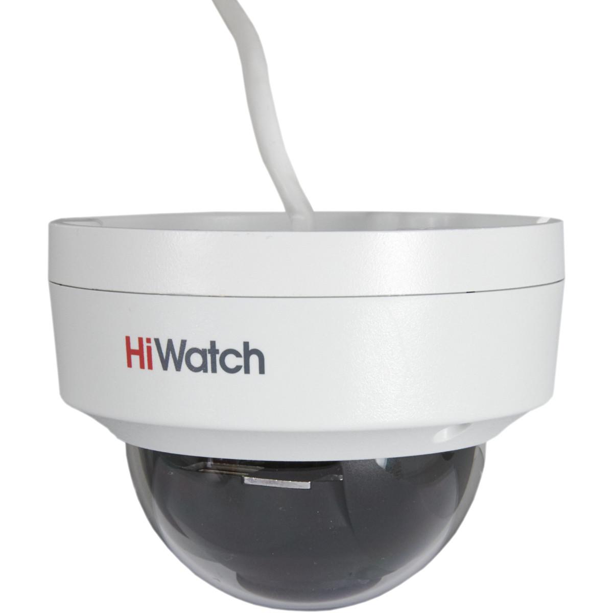 Компект для видеонаблюдения HiWatch DS-I102 (2.8 mm) 1 Мп