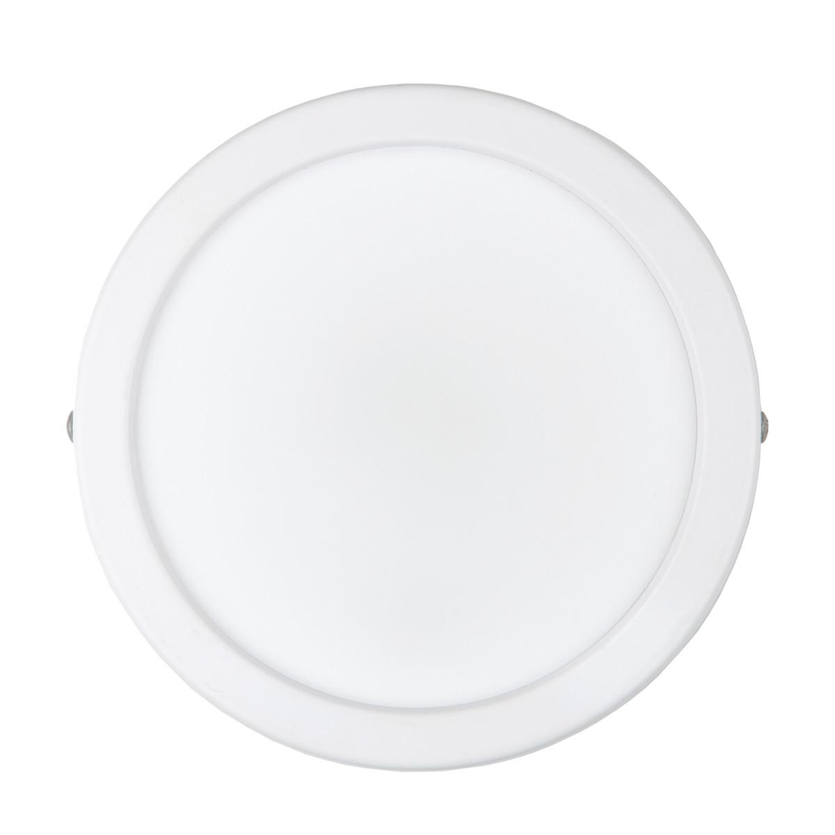 Светильник ЖКХ светодиодный Volpe 18 Вт IP40 накладной цвет белый