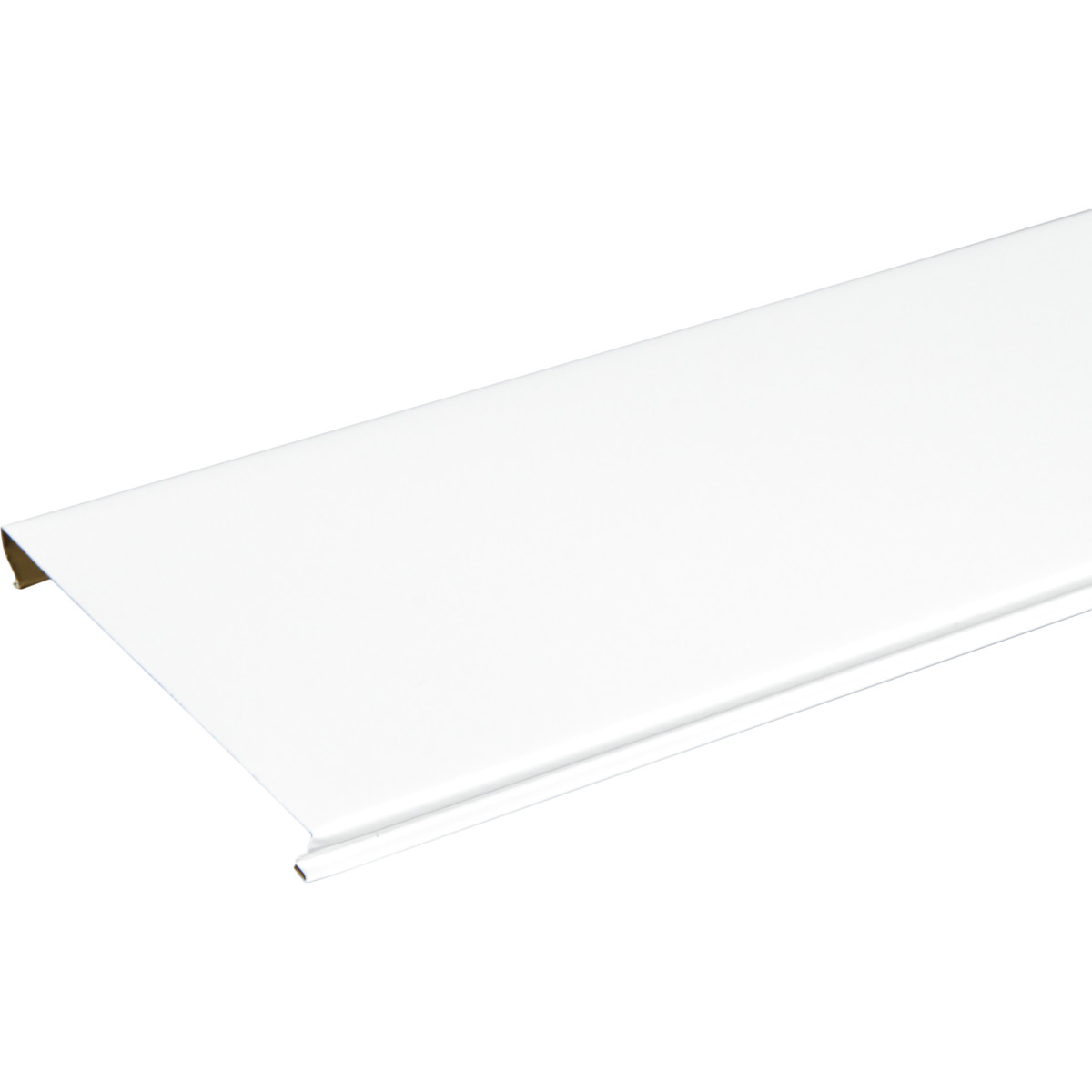 Набор реек Базис 3x0.2 м цвет жемчужно-белый 2 шт.