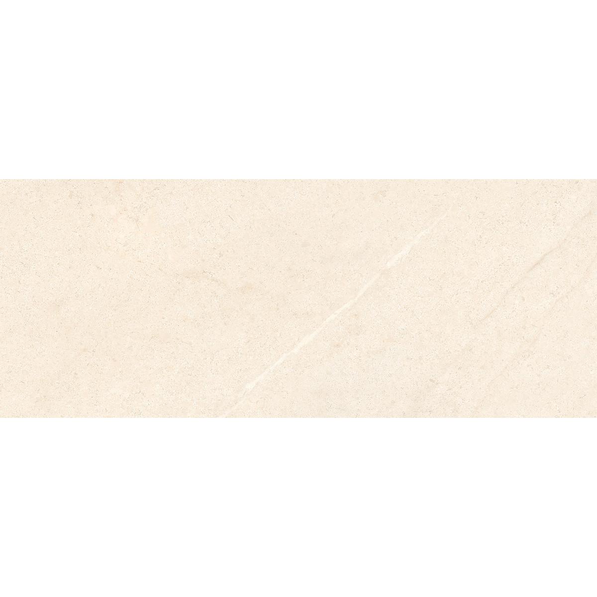Плитка настенная Пиона 20x50 см 1.3 м² цвет бежевый