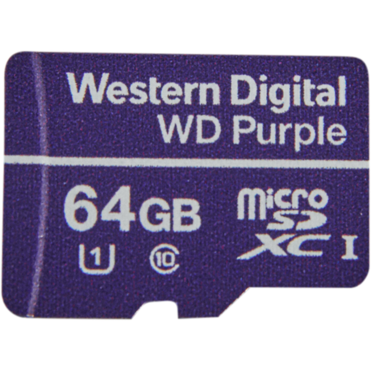 Карта памяти Western Digital Purple 64GB