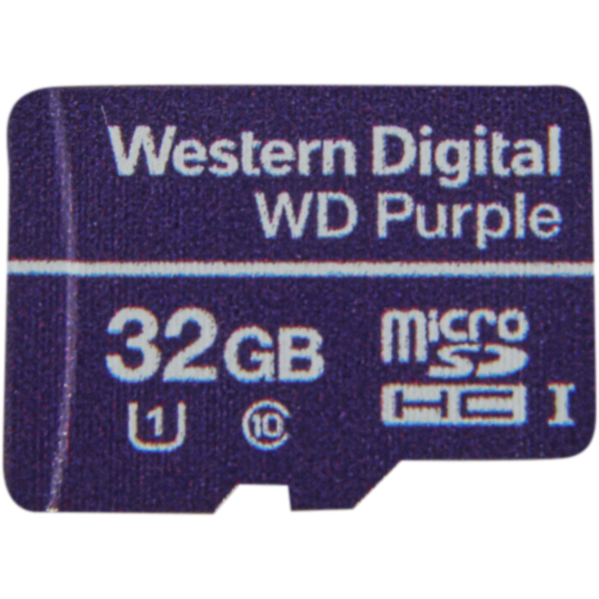 Карта памяти Western Digital Purple 32GB