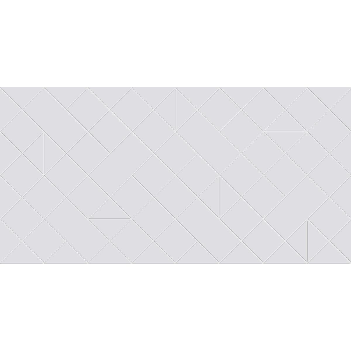 Плитка настенная Керкира 1 60x30 см 1.98 м² цвет серый