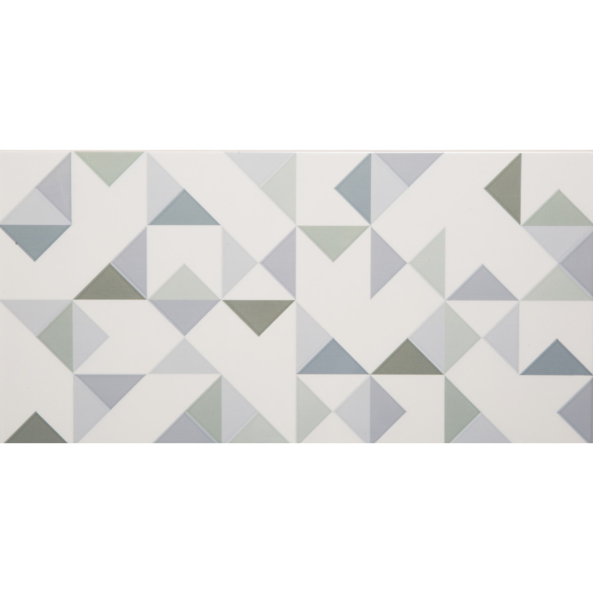 Плитка настенная Керкира 7Д тип 2 60x30 см 1.98 м² цвет мультиколор