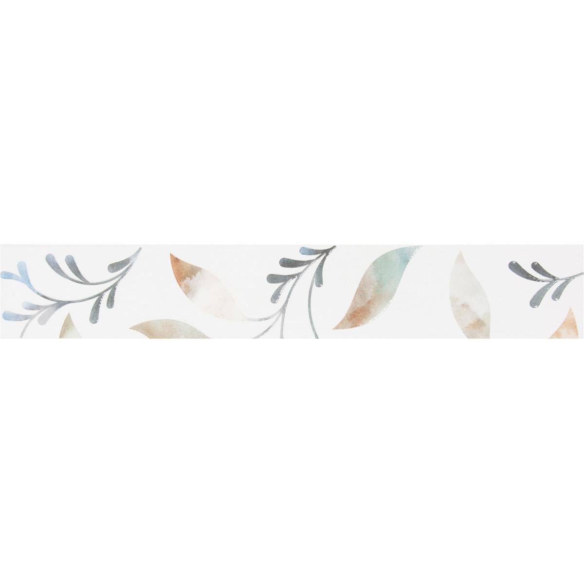 Декор настенный «Комо» 7 60x9.85 см цвет мультиколор