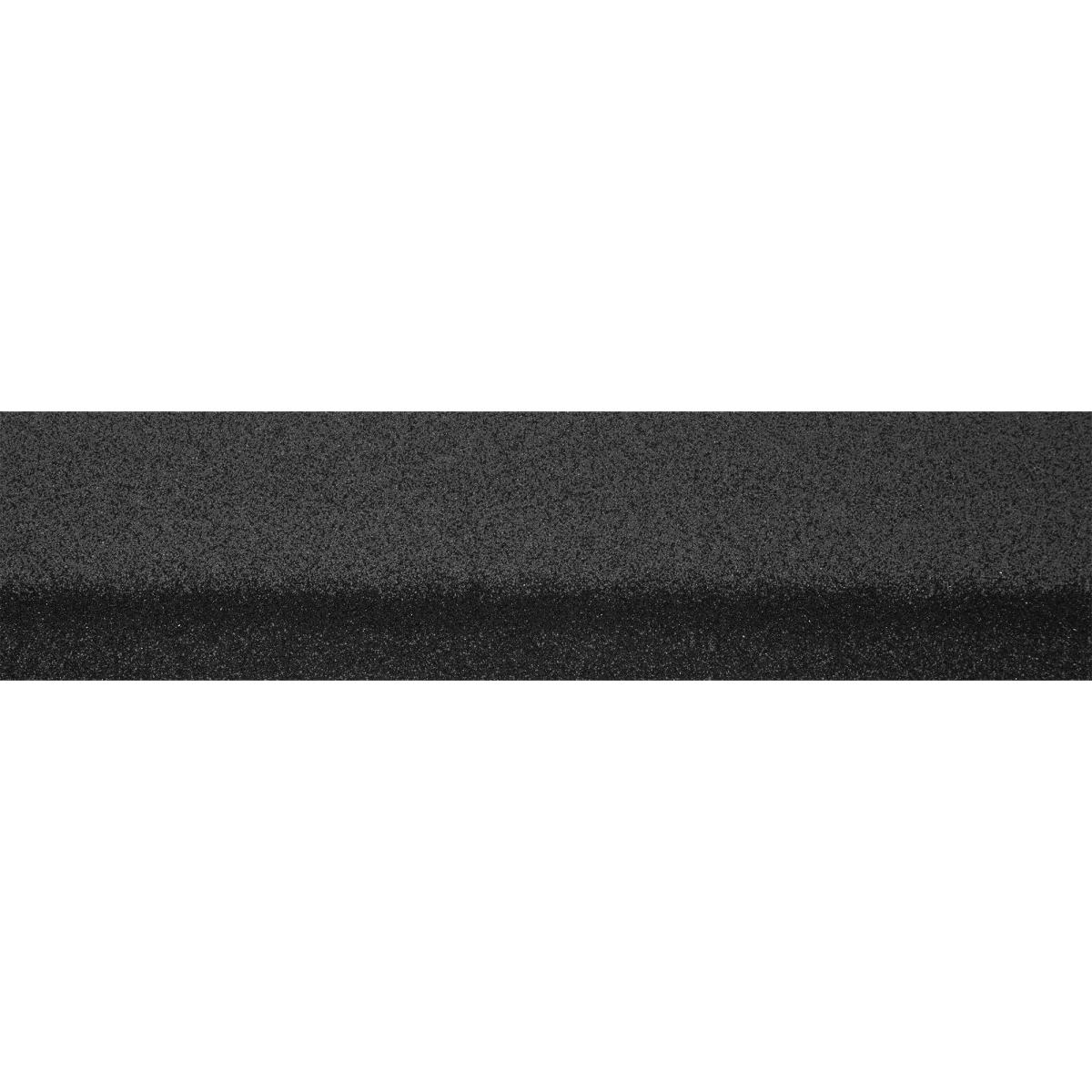 Черепица MIDA  коньково-карнизная серый
