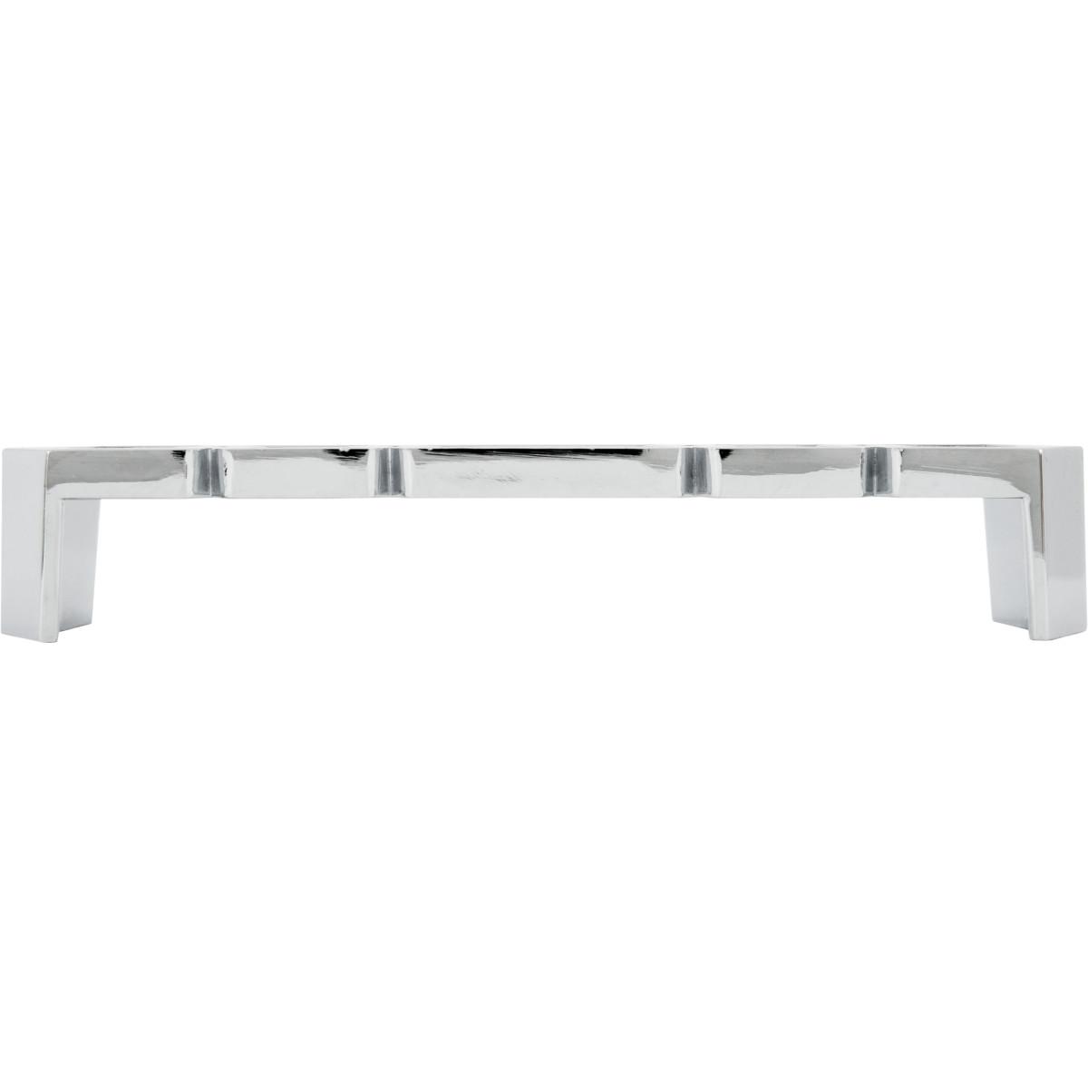 Ручка-Скоба Мебельная S-3995 128 Цвет Хром
