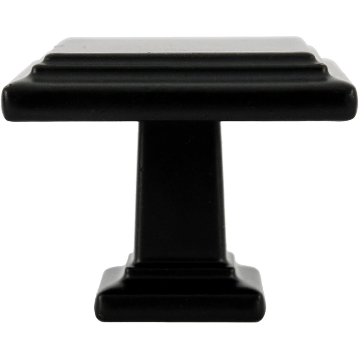 Ручка-Скоба Мебельная Rk-105 Цвет Матовый Черный
