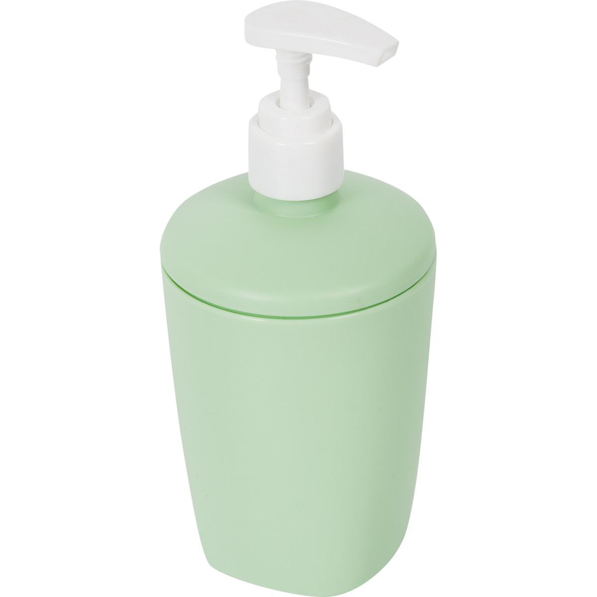 Диспенсер для жидкого мыла Aqua цвет зеленый