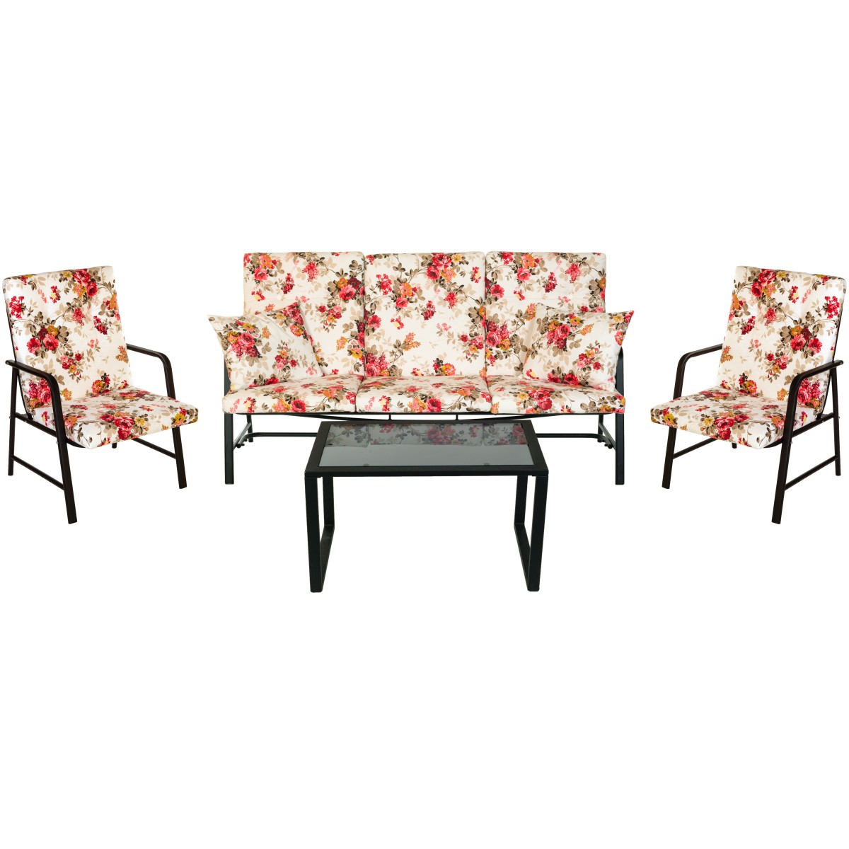 Набор садовой мебели Глория-2 4 предмета 1 диван 2 кресла 1 стол