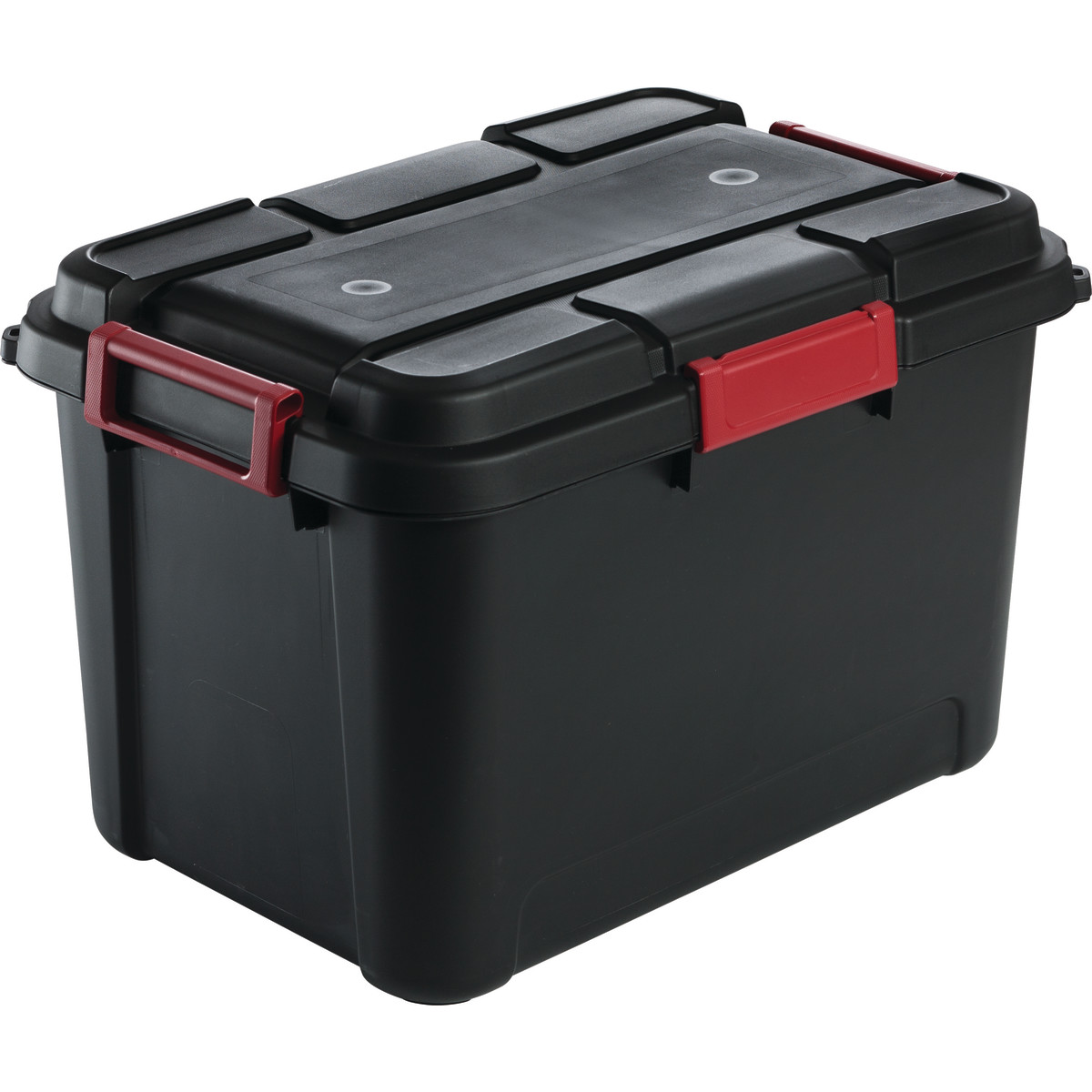 Ящик повышенной надежности Outback 60 л цвет черный