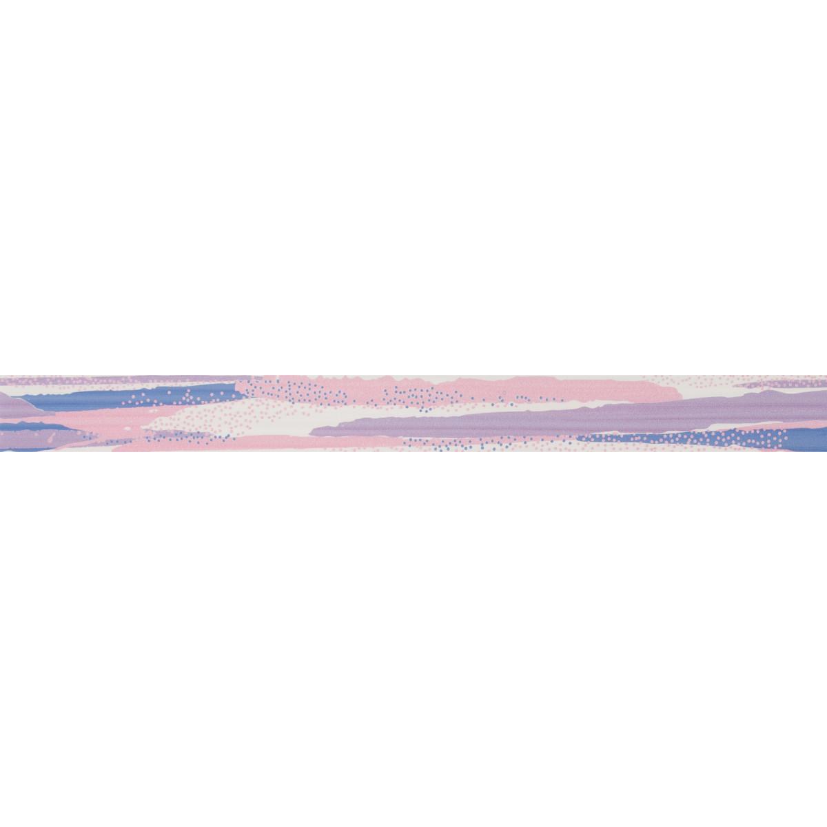 Бордюр Courage 40x4 см цвет сиреневый