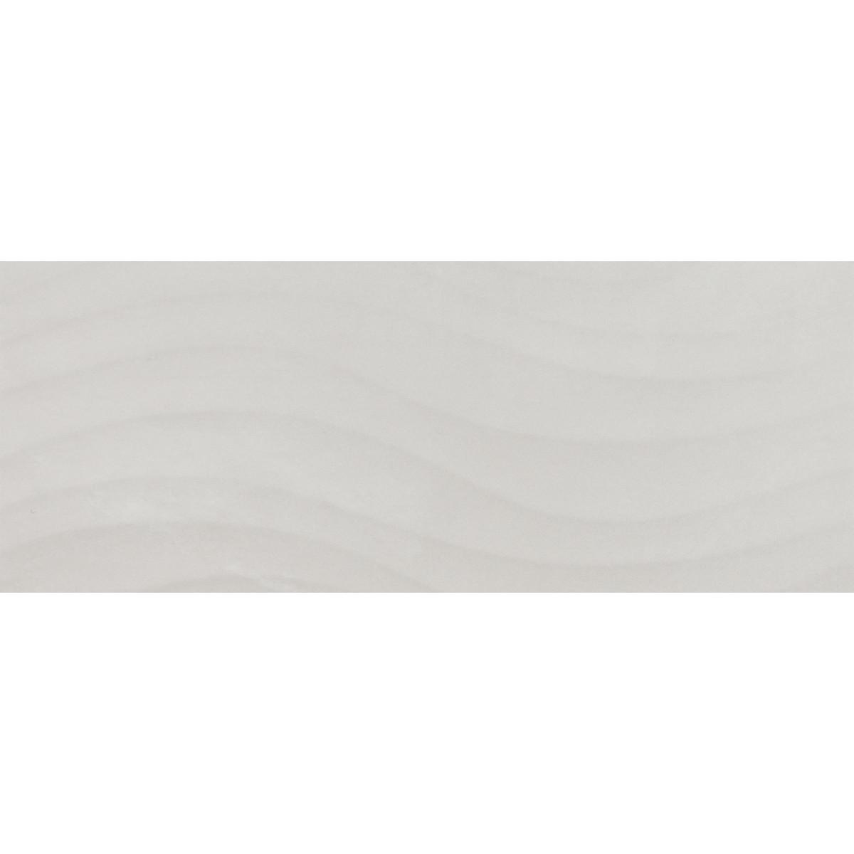 Плитка настенная Osaka Wave 20x50 см 1.3 м² цвет серый