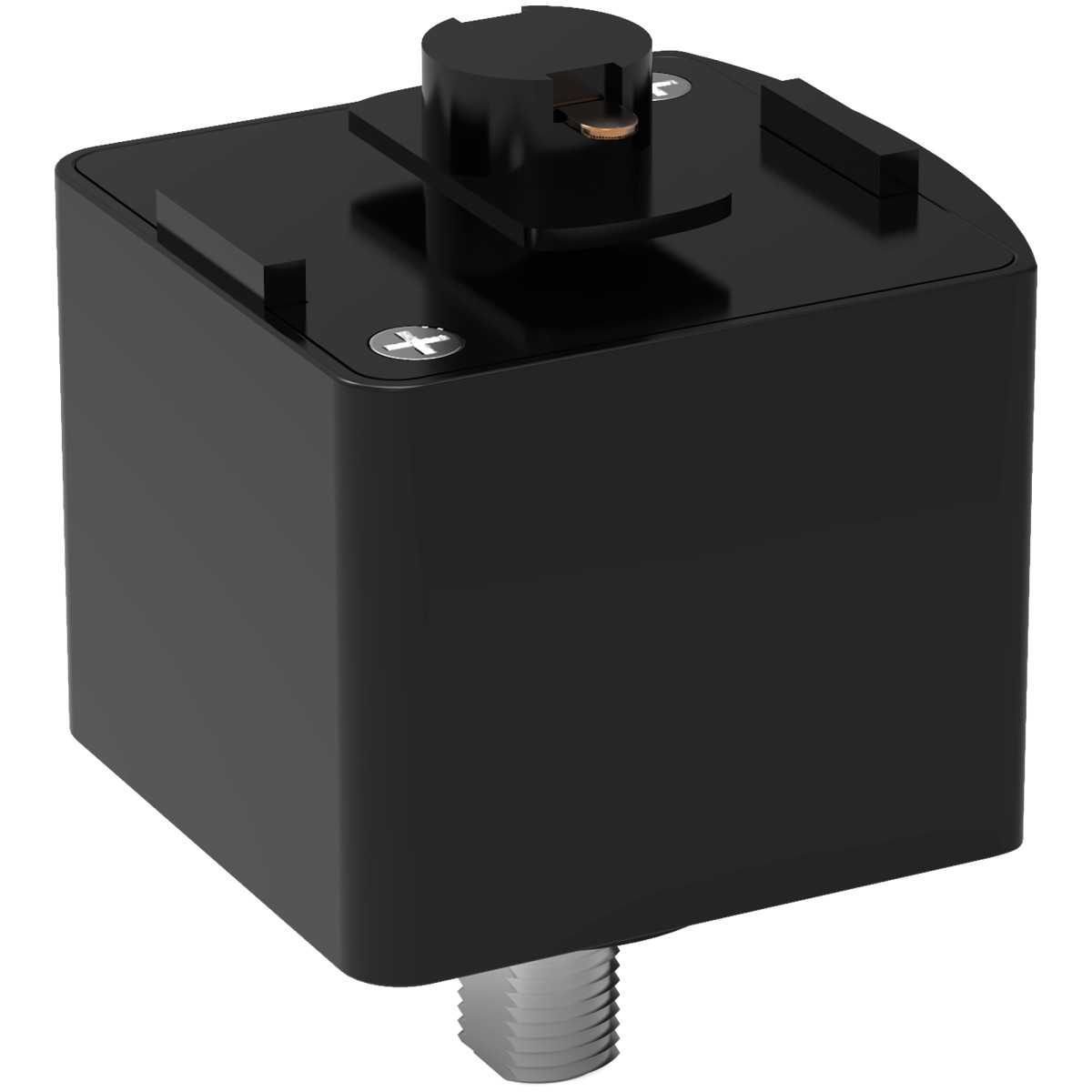 Адаптер для подключения к трековой системе цвет чёрный