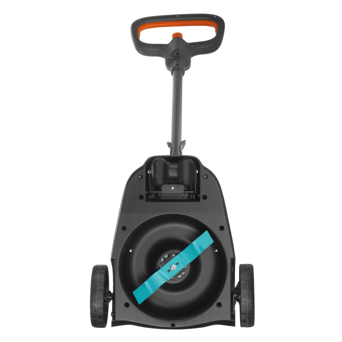 Газонокосилка аккумуляторная Gardena Handy Mower LI-18/22. 18 В 22 см