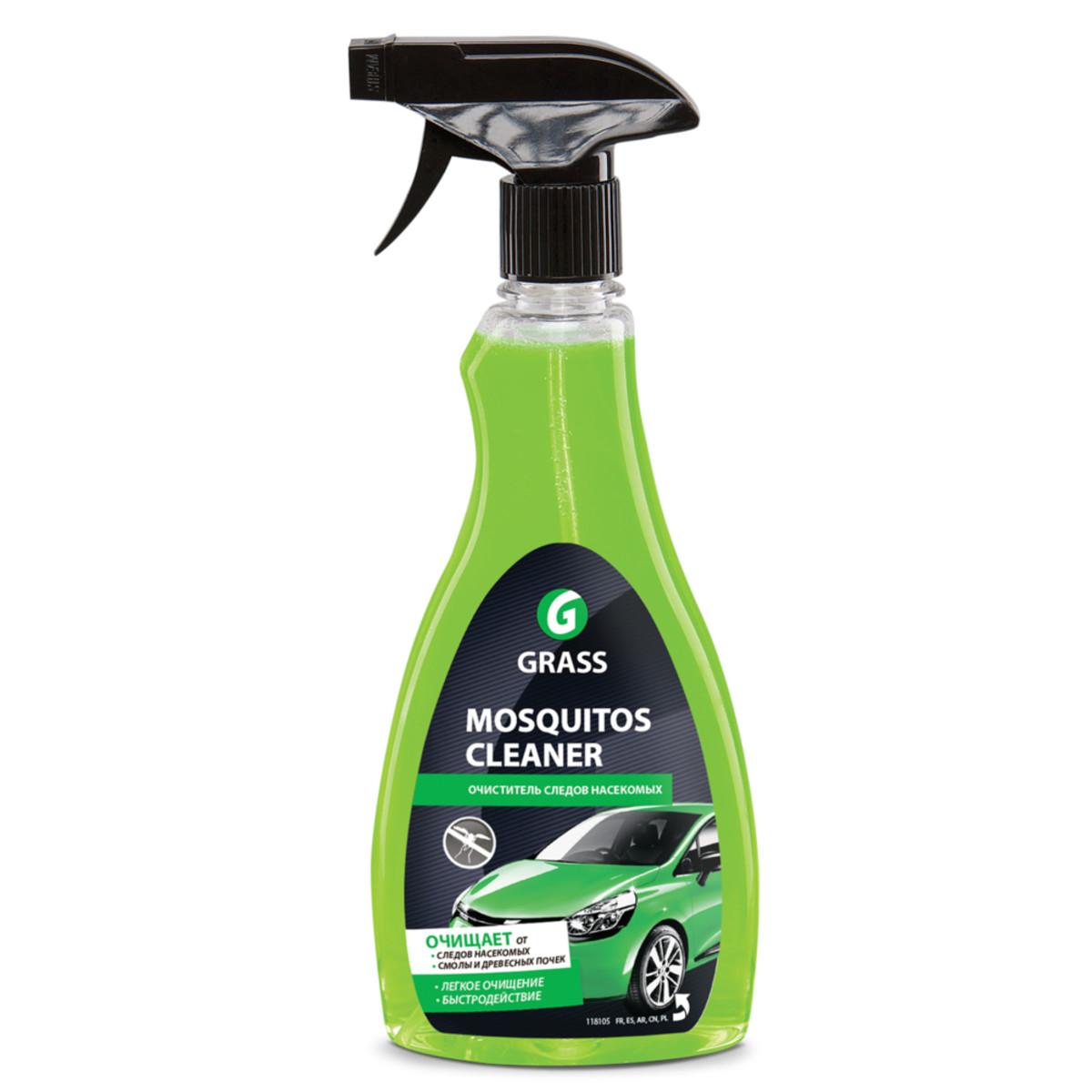 Анти-москитное средство Grass Mosquitos Cleaner 0.5 л