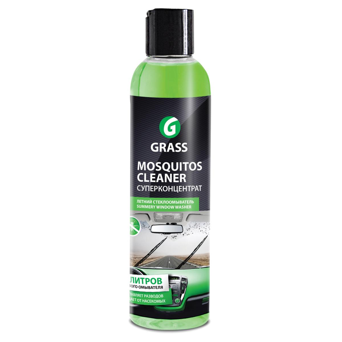 Анти-москитный концентрат Grass Mosquitos Cleaner 0.25 л