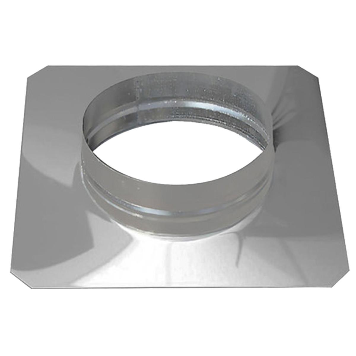 Основание Для Турбодефлектора Плоское Ø125