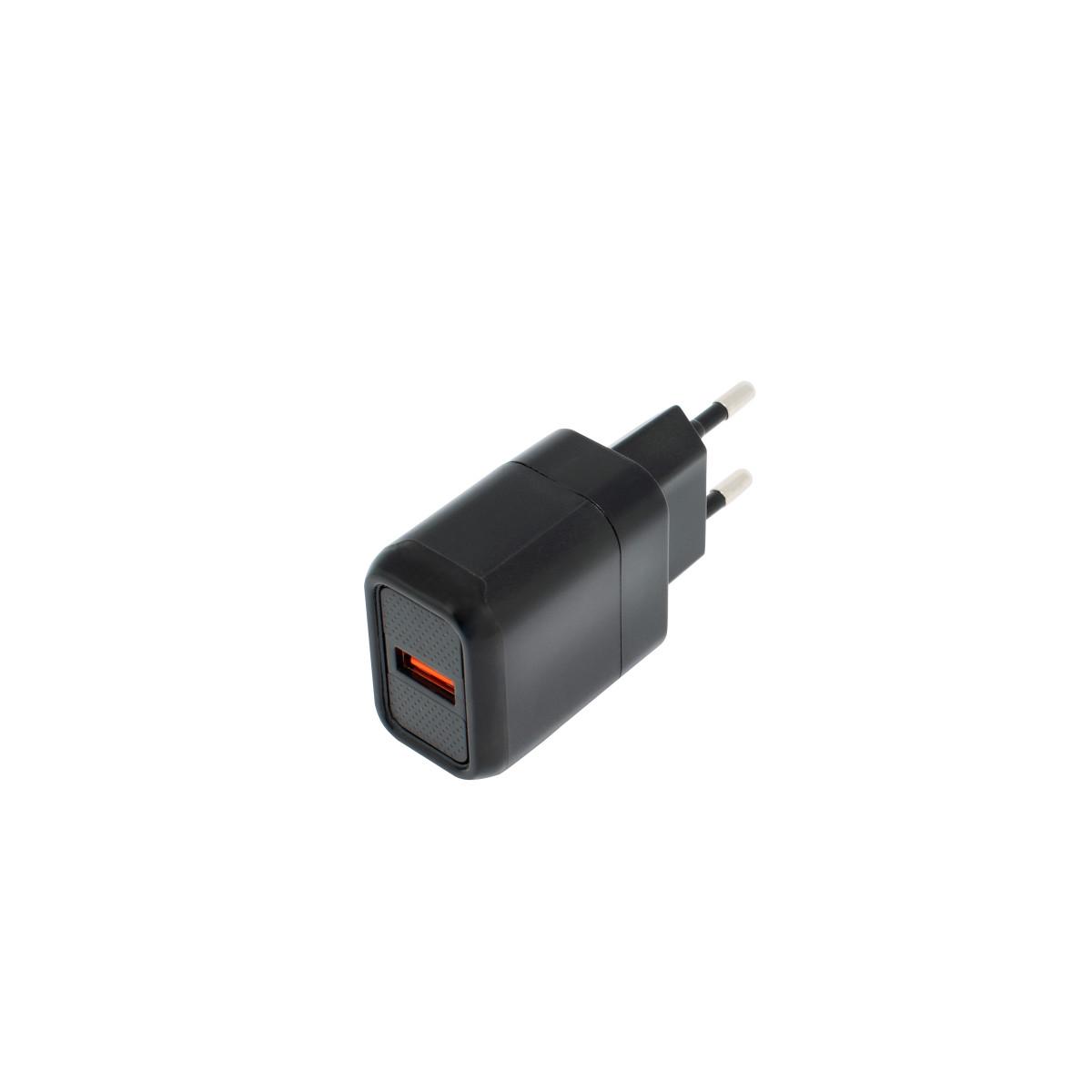 Зарядное устройство Oxion OX-QC310 быстрое