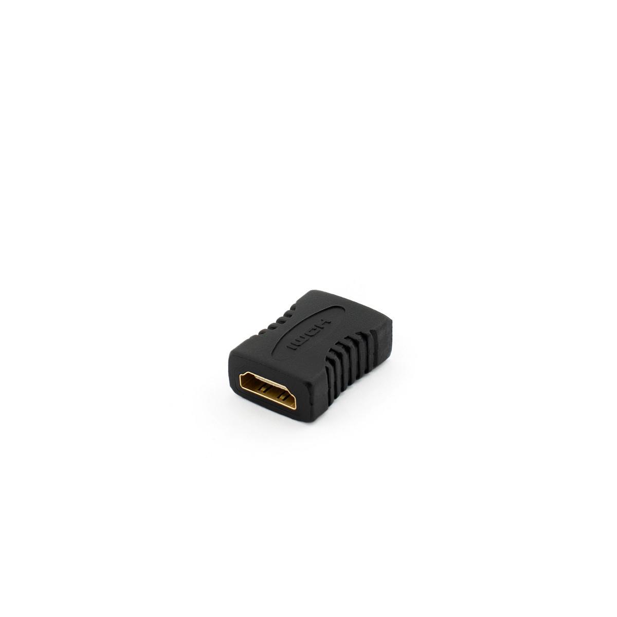 Переходник HDMI-HDMI Oxion гнездо-гнездо