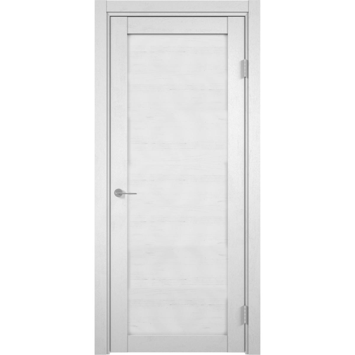 Дверь Межкомнатная Глухая Бавария 80x2000 Сосна Андерсен