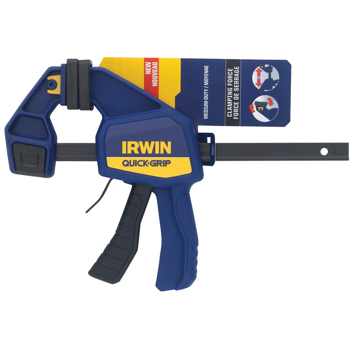 Микро-струбцина Irwin Quick Grip 115 мм