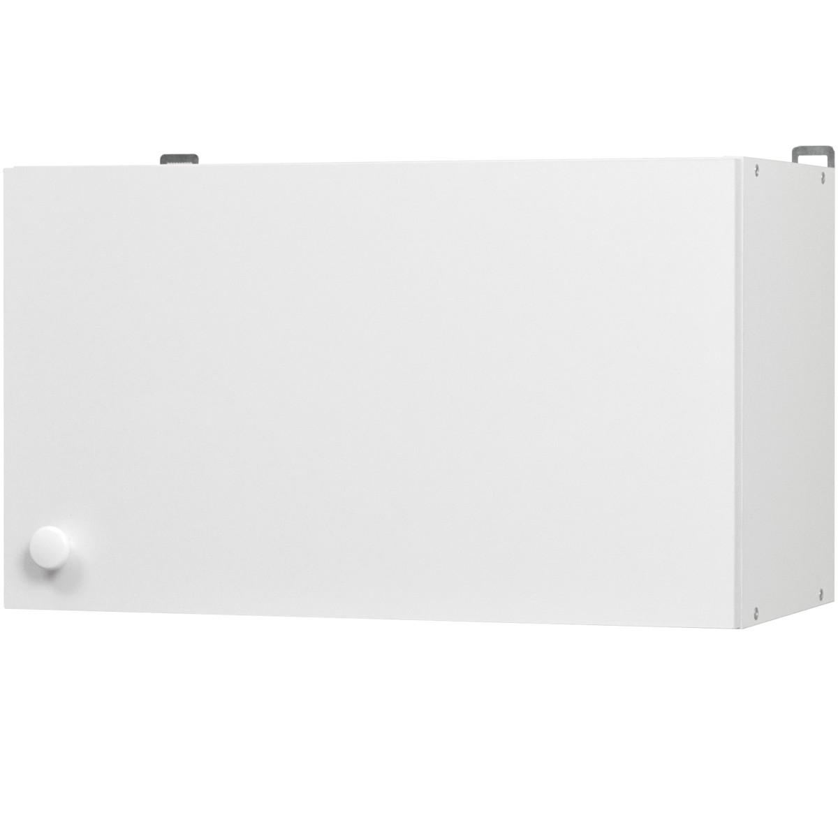 Шкаф над вытяжкой Бэлла 60x35x29 см ЛДСП цвет белый