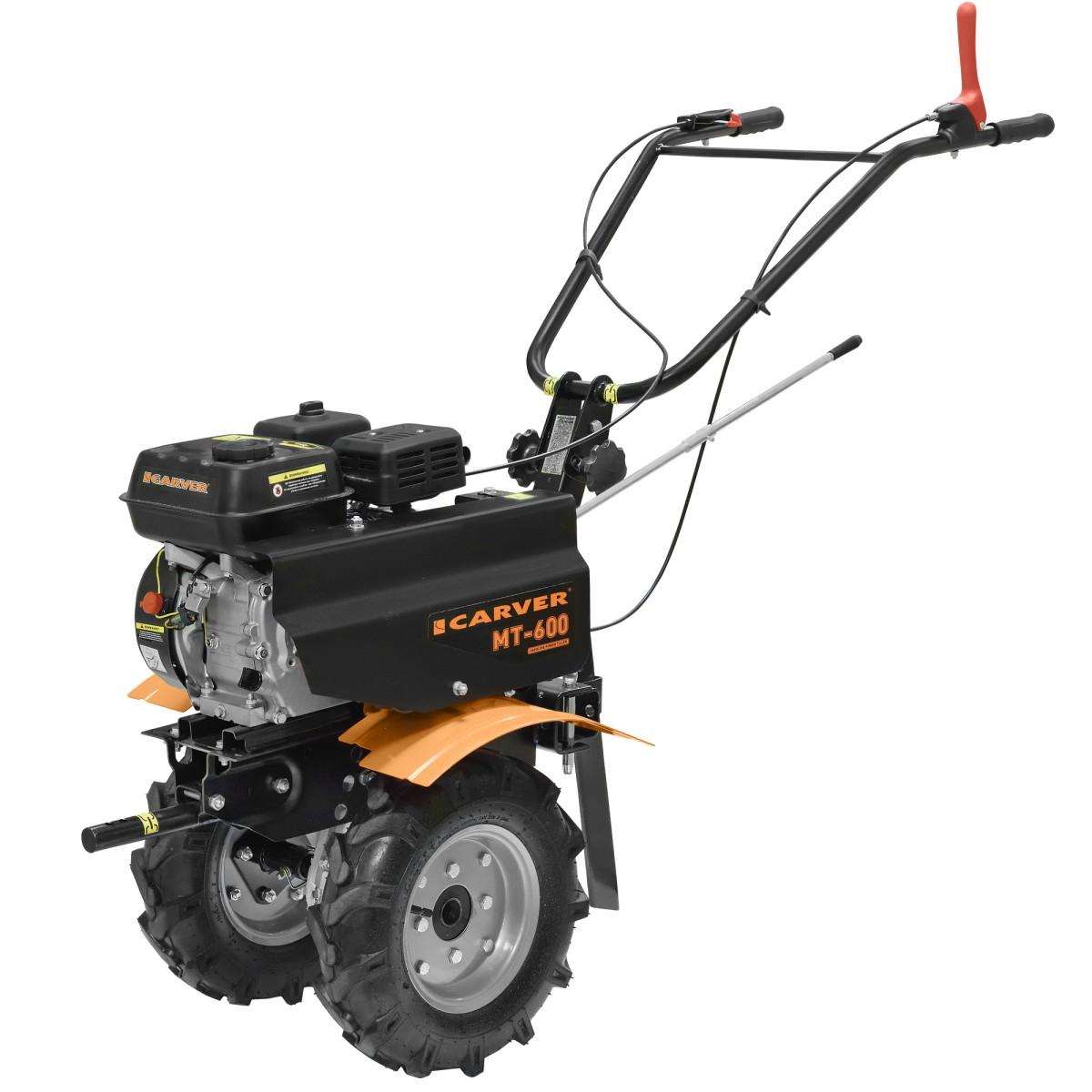Мотоблок Carver МТ-600 4800 Вт