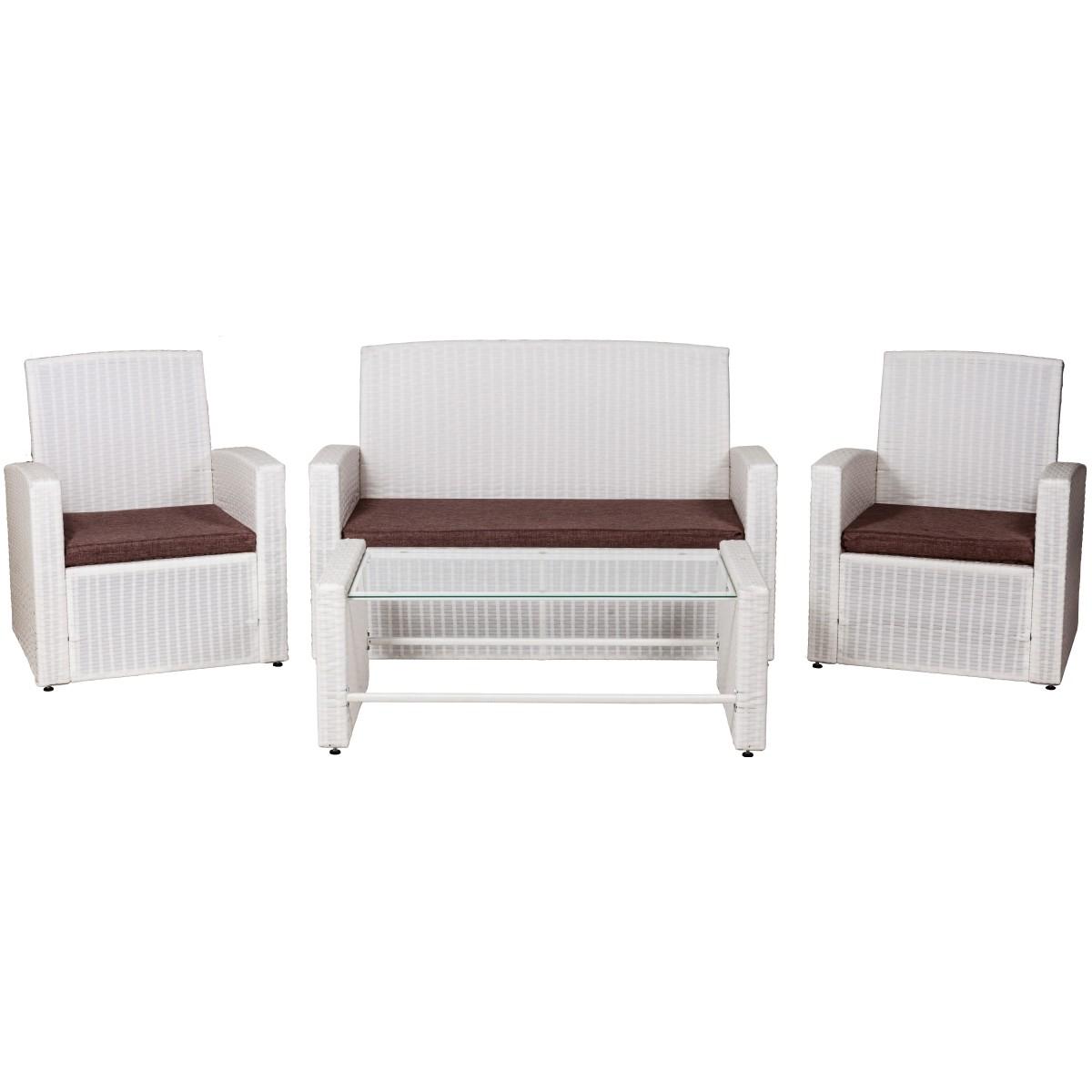 Набор мебели Марокко цвет белый