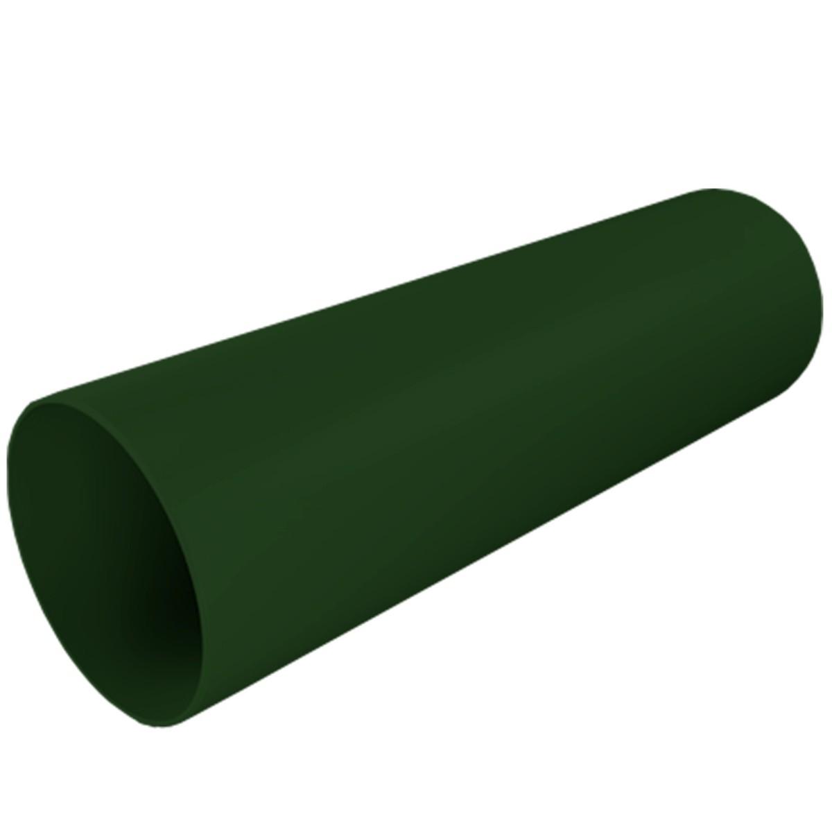 Труба водосточная FINEBER Ø80 3 м зеленый