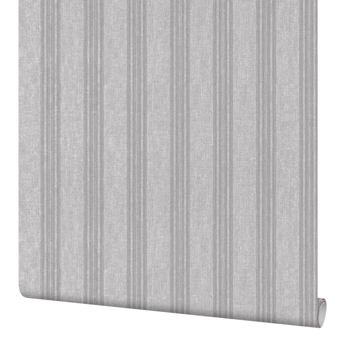 Обои флизелиновые Мир UC Strips серые 1.06 м 45-262-01