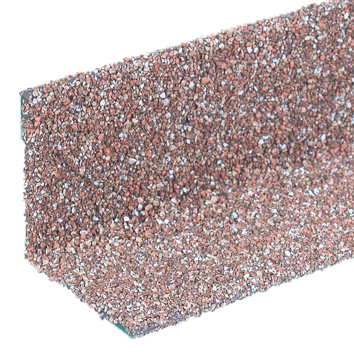 Угол металлический внутренний ТН Hauberk мраморный