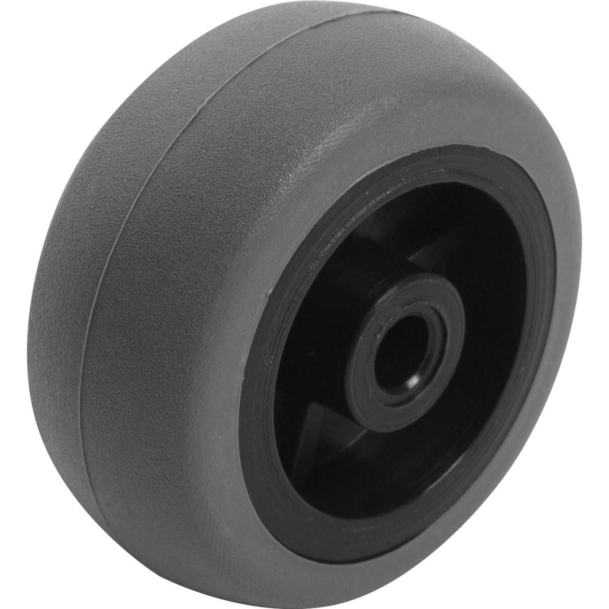 Колесо без тормоза 45 мм до 40 кг