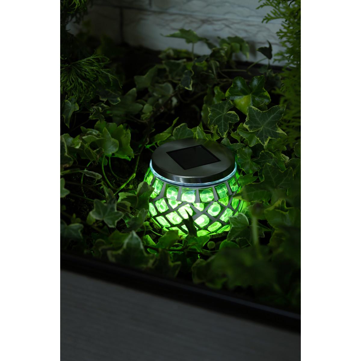 Светильник садовый ССЛ-170 на солнечных батареях