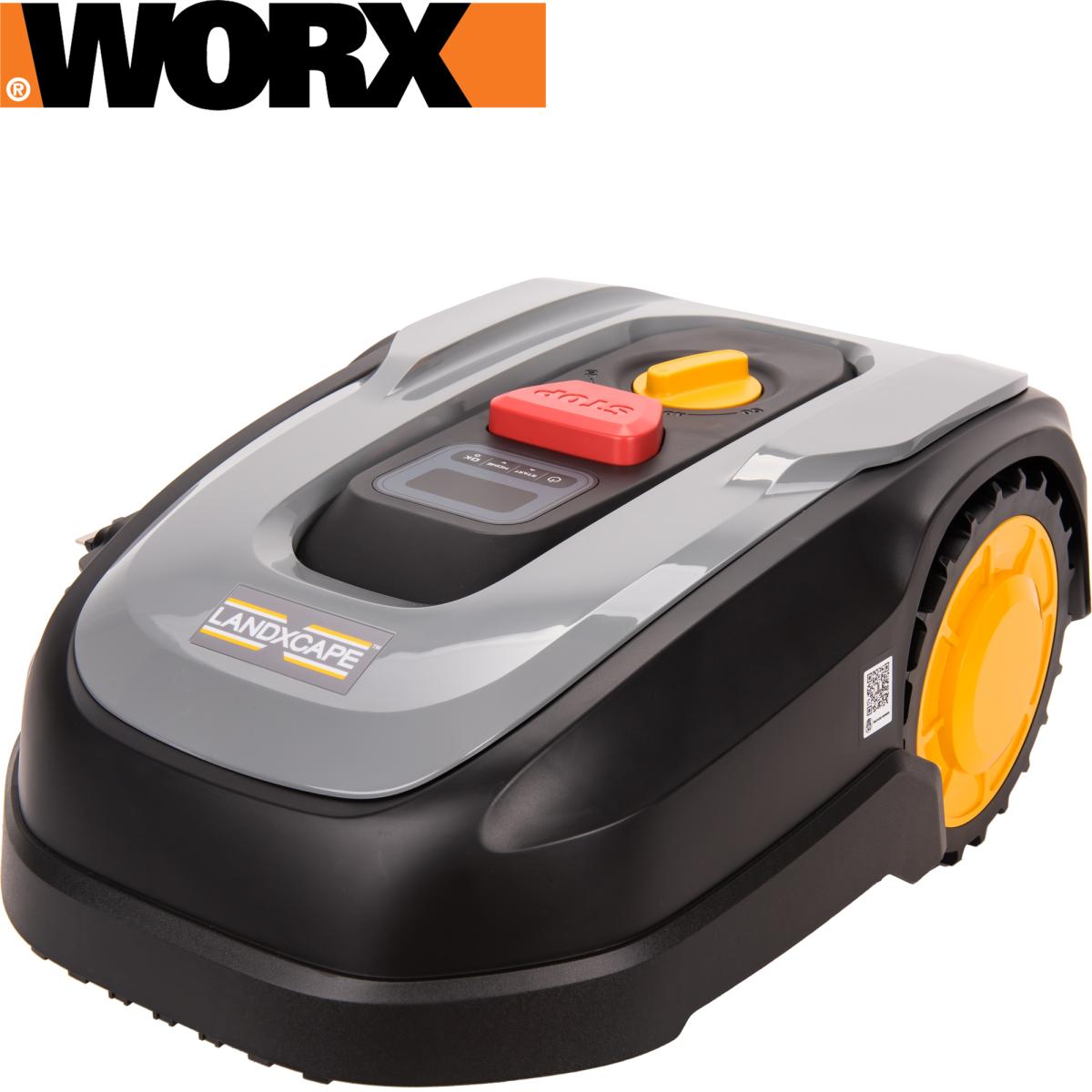 Газонокосилка-робот Landxcape 500 LX797