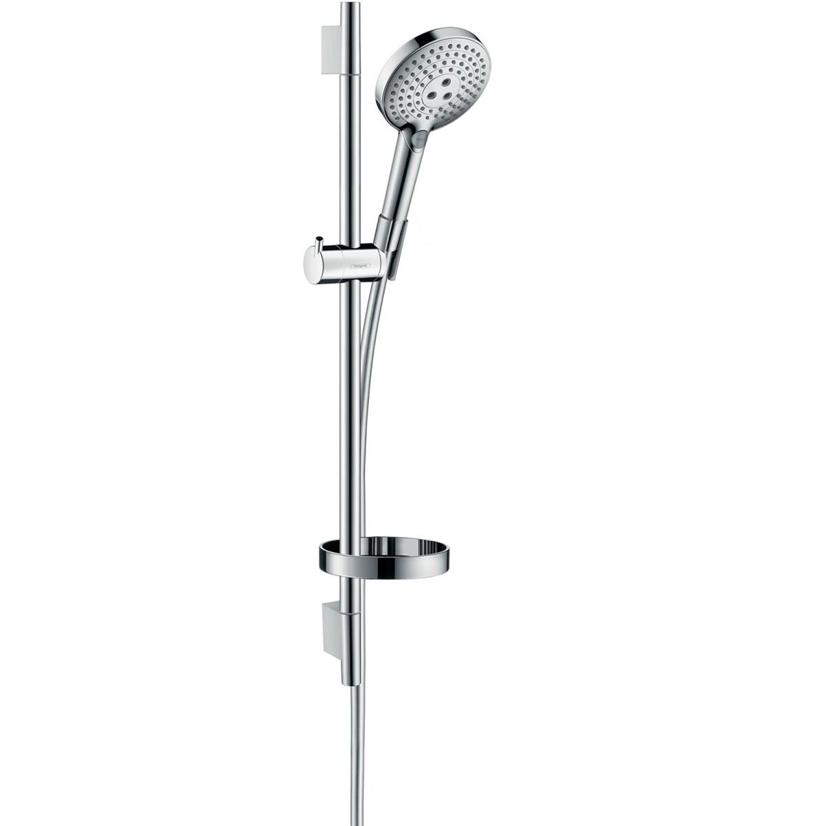 Душевая стойка Hansgrohe Raindance Select S120 65 см 3 режима