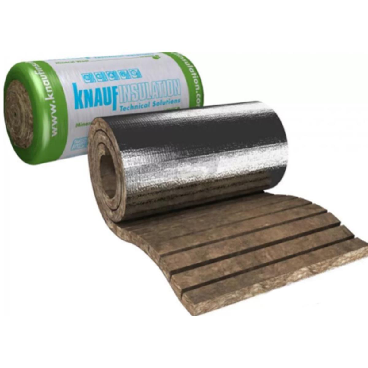 Утеплитель Кнауф ThermoTek Eco alu 20 мм 10 м²