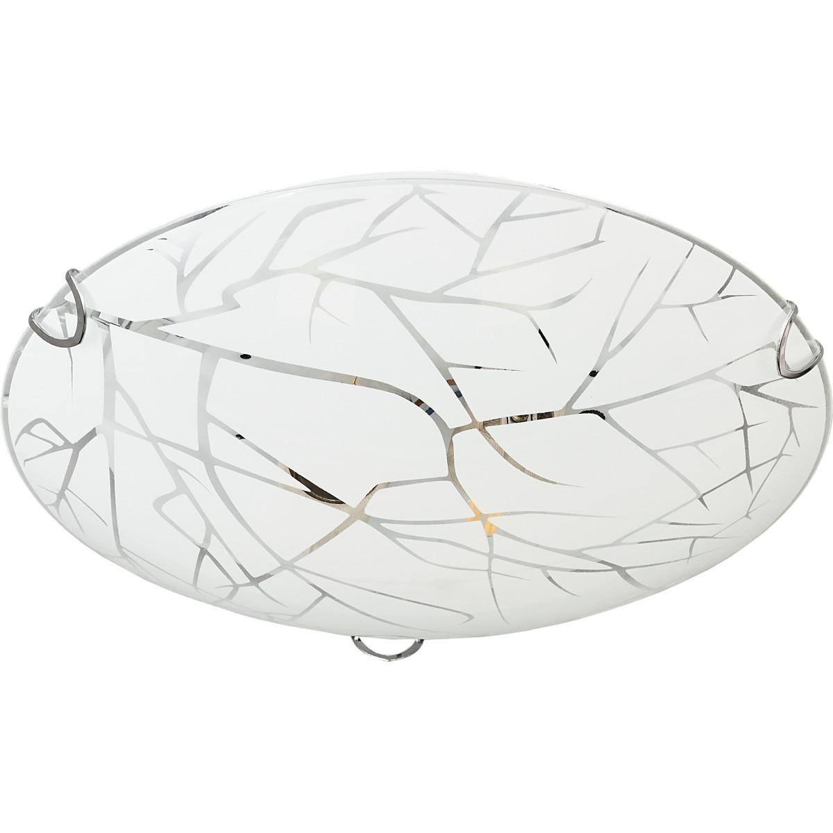 Настенно-потолочный светильник Багульник КС30073/2С цвет белый