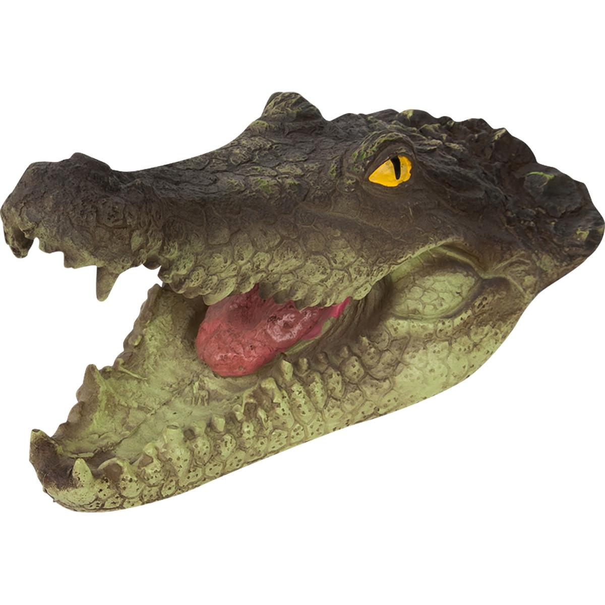 Фигура садовая «Аллигатор» высота 22 см