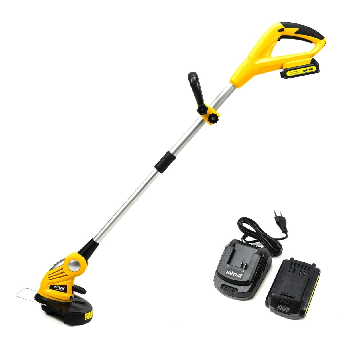 триммер аккумуляторный Huter Get 18 2ли купить