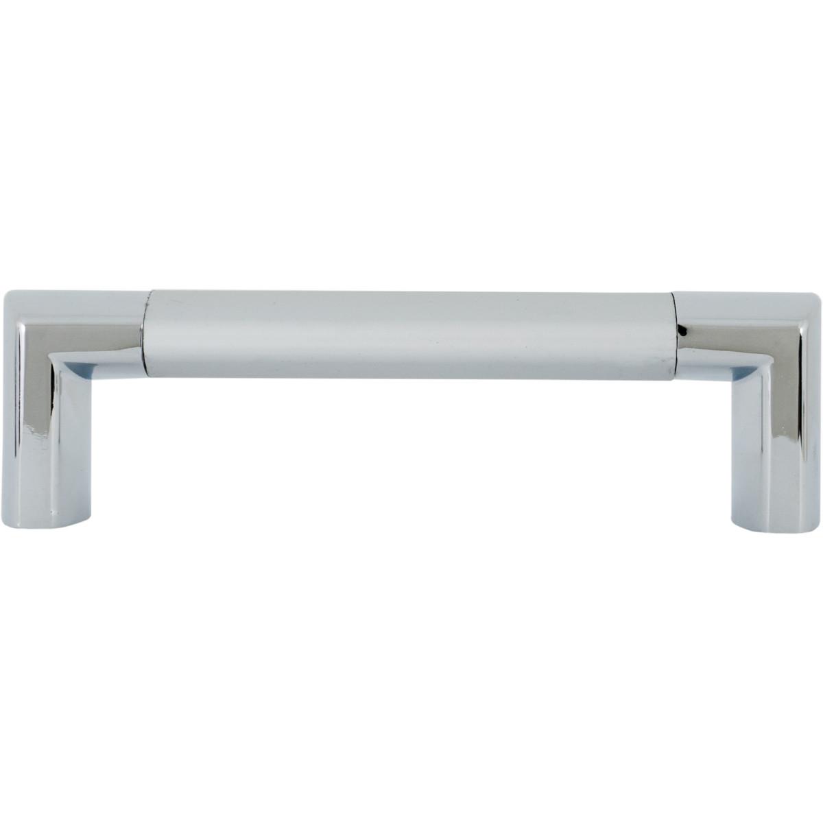 Ручка-Скоба Мебельная Aluminium 2025 96 Цвет Серебристый