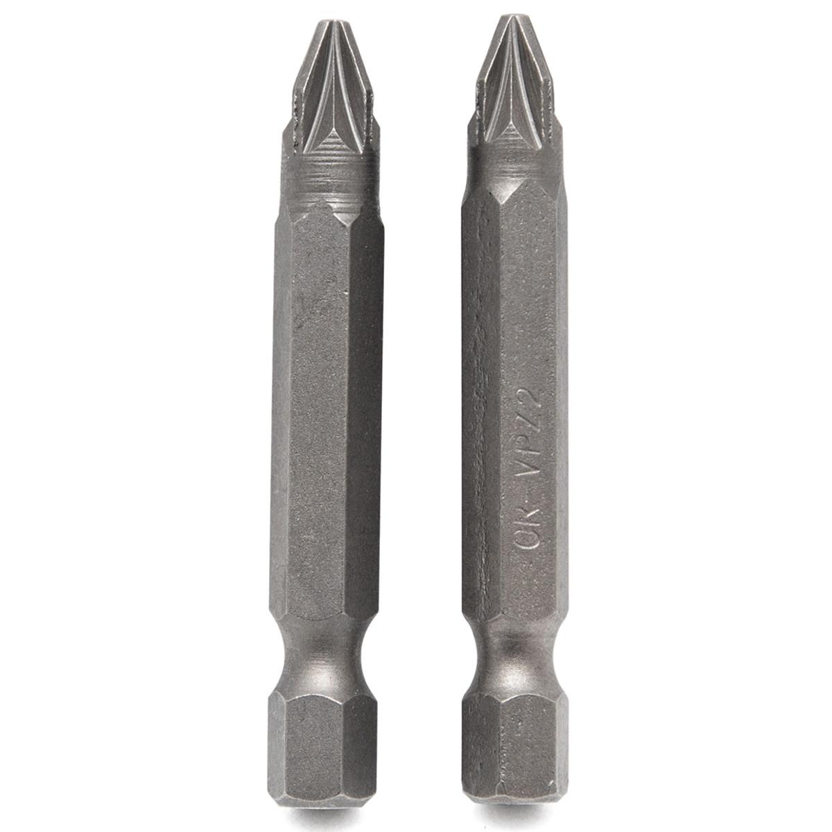 Биты магнитные Vira PZ2 50 мм 2 шт.
