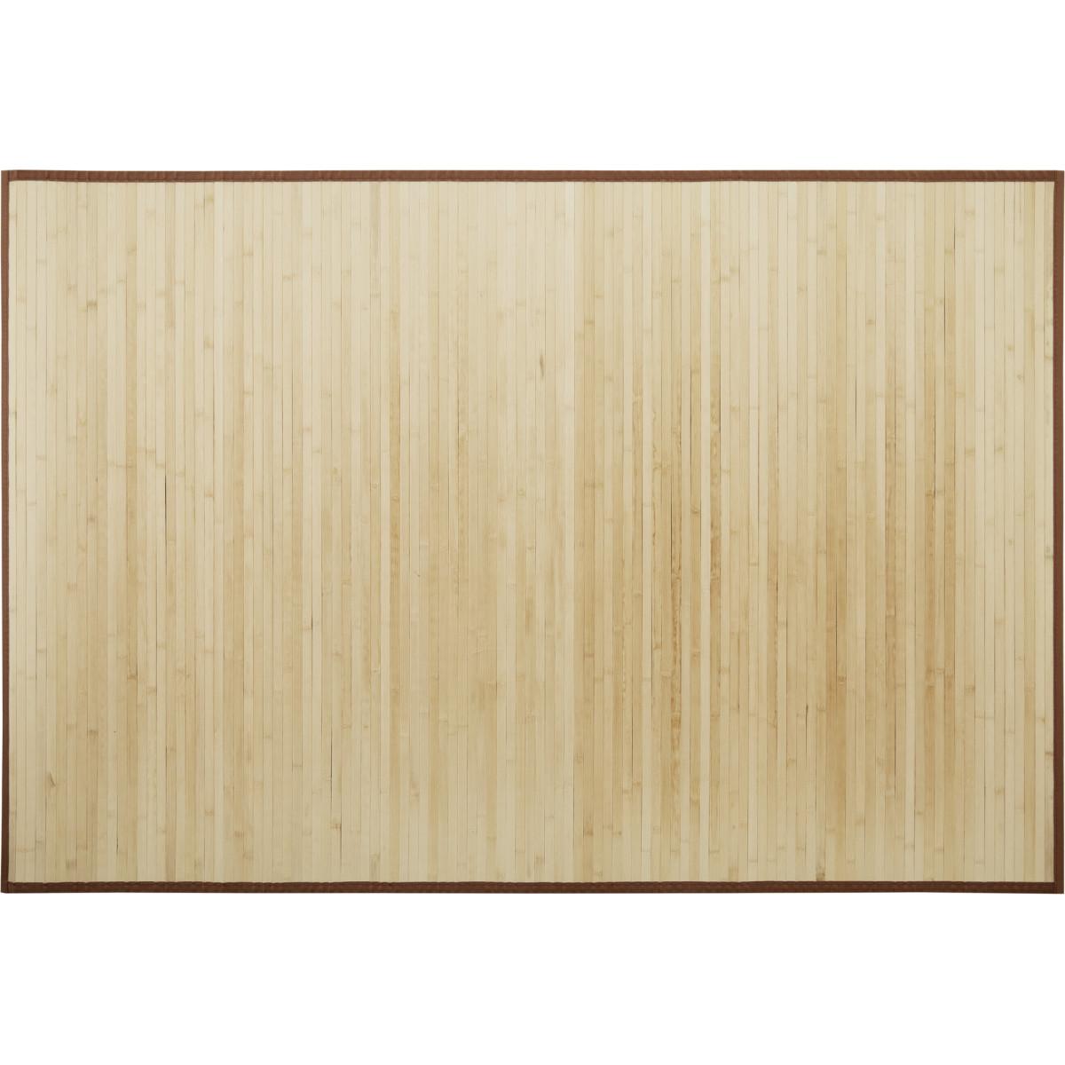 Циновка 120x180 см бамбук цвет бежевый