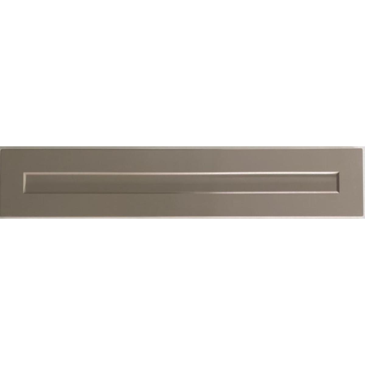 Дверь для шкафа Delinia ID &#34Ньюпорт&#34 14.7х102 см МДФ цвет бежевый
