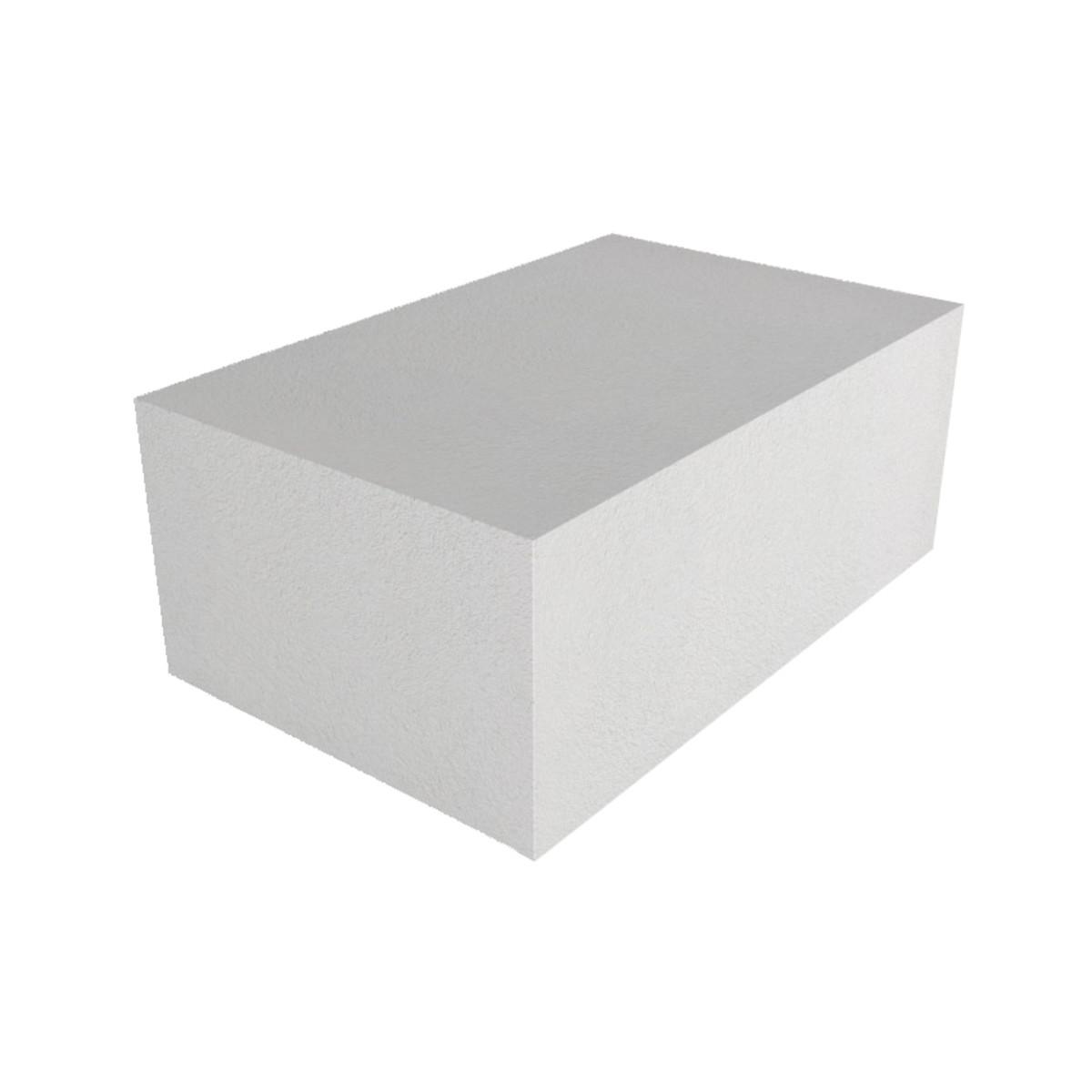 Блок газобетон D500 625х250х400 мм Новоблок