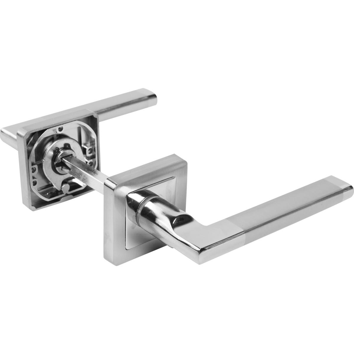 Дверная ручка Apecs H-22050-A-CRM/CR без запирания цвет хром