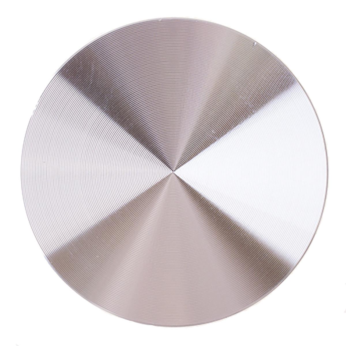 Крепление для стеклянных столешниц d50 мм алюминий