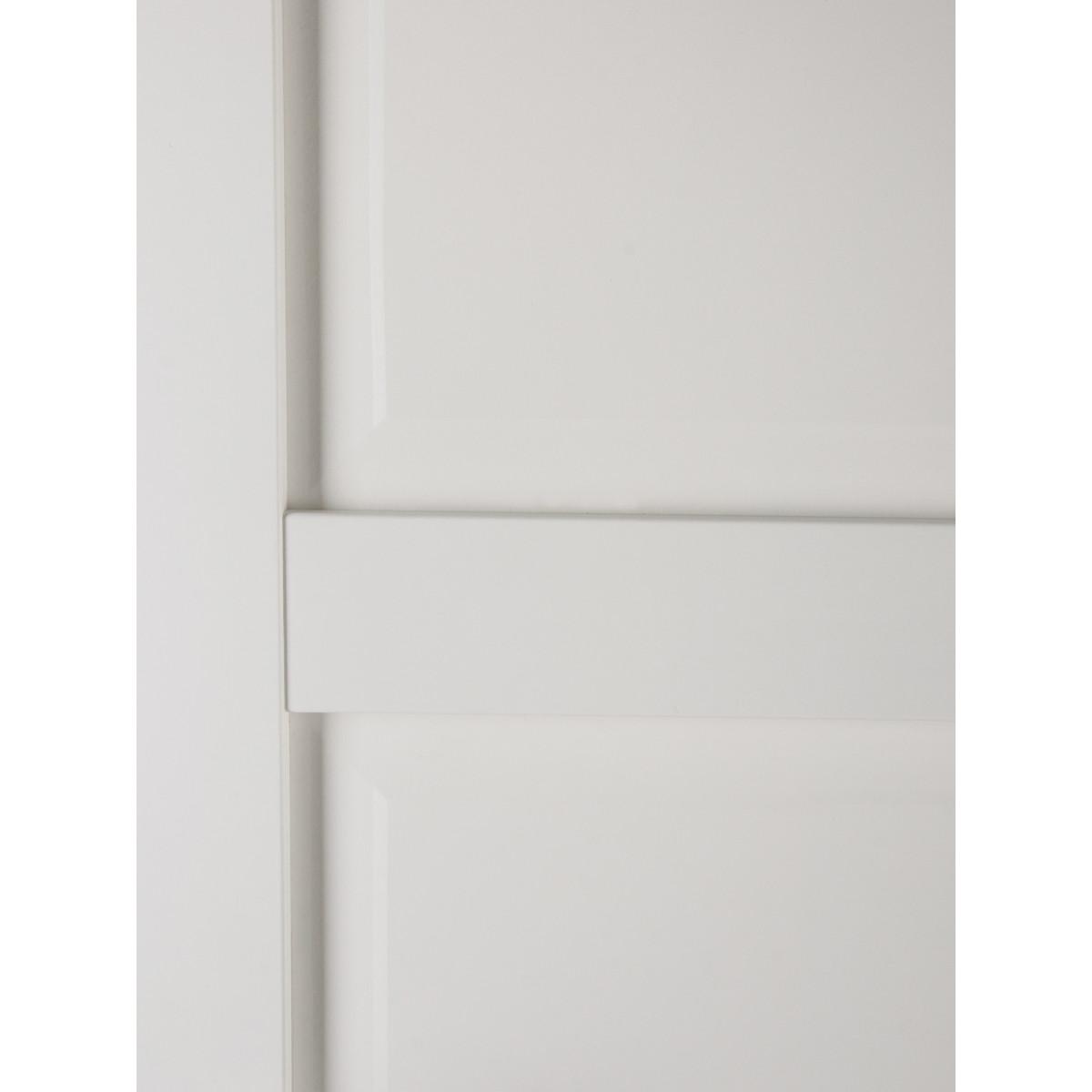 Дверь Межкомнатная С Фурнитурой Адажио 90Х200 Hardflex Цвет Белый